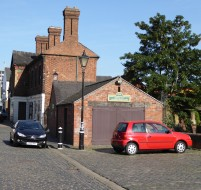 The Bonded Warehouse - Administrative offices